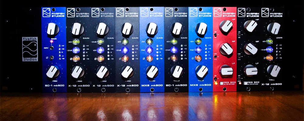 Fivefish audio diy mic preamp kits 500 series kits vpr certified solutioingenieria Choice Image
